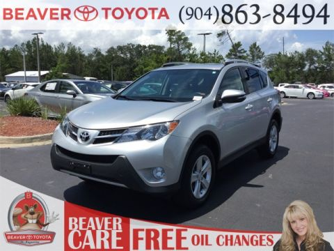 Certified Used Toyota RAV4 SP