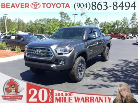 New Toyota Tacoma TRD Offroad