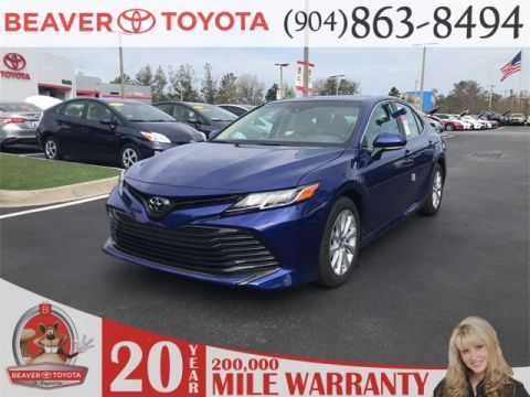New Toyota Camry LE