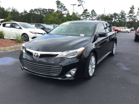 Certified Used Toyota Avalon LTD