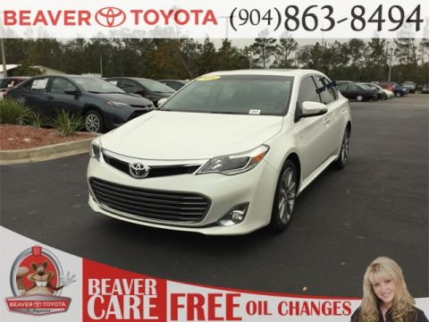 Certified Used Toyota Avalon TRG