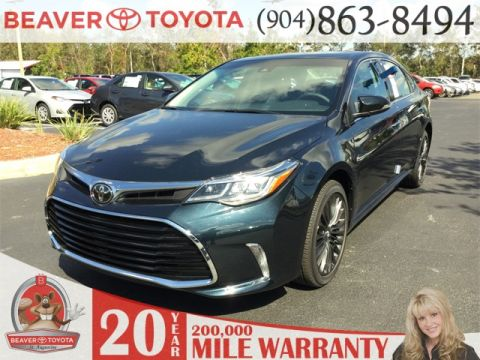 New Toyota Avalon Touring