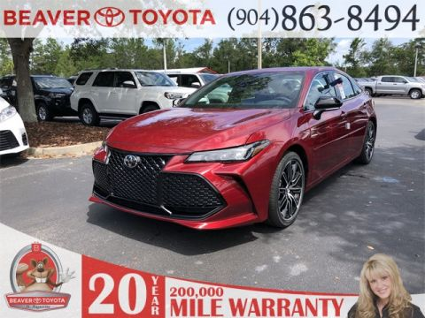 New Toyota Avalon XSE