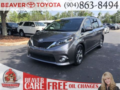 Certified Used Toyota Sienna SE