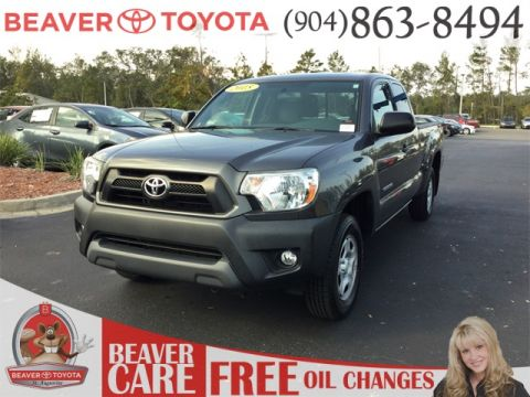 Certified Used Toyota Tacoma Base