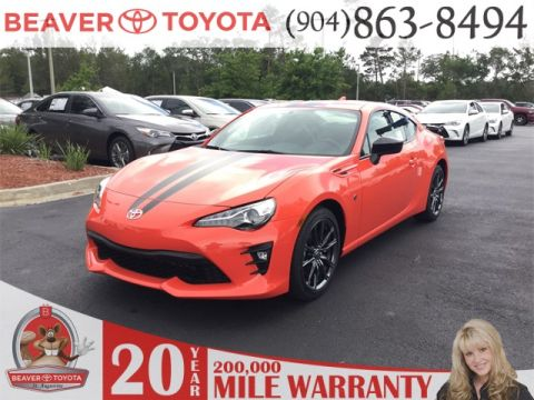 New Toyota 86 860 Special Edition