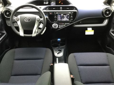 New Toyota Prius c Three