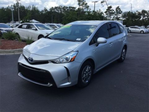 Certified Used Toyota Prius v Three