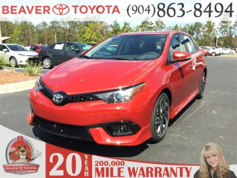 New Toyota Corolla iM Base