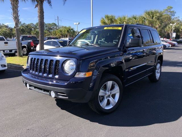 Pre Owned 2016 Jeep Patriot Laude