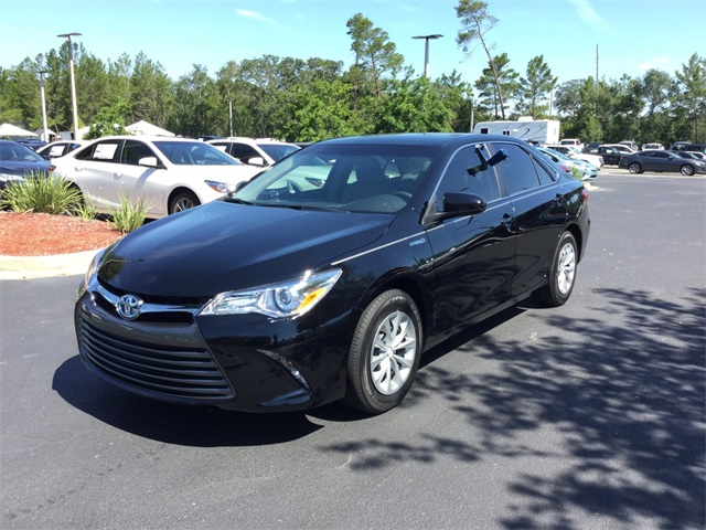 new 2017 toyota camry hybrid le 4d sedan in st augustine u221722 beaver toyota st augustine. Black Bedroom Furniture Sets. Home Design Ideas