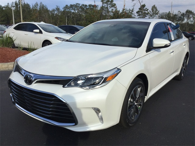 new 2017 toyota avalon xle premium 4d sedan in st augustine u251118 beaver toyota st augustine. Black Bedroom Furniture Sets. Home Design Ideas