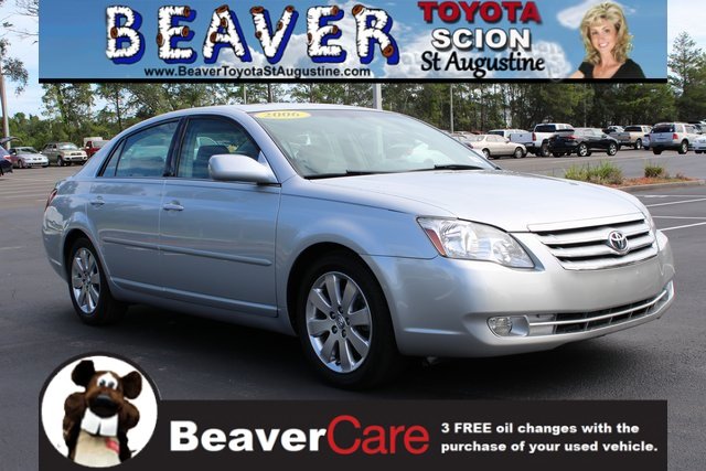 Pre Owned 2006 Toyota Avalon Xls 4d Sedan In St Augustine