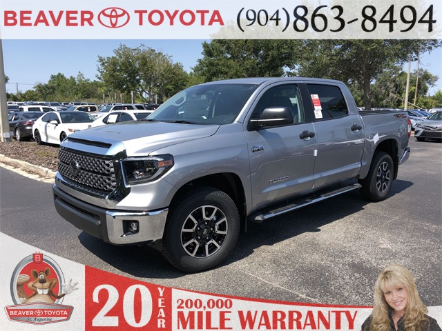 New 2020 Toyota Tundra Sr5 Crewmax 5 5 Bed 5 7l Natl