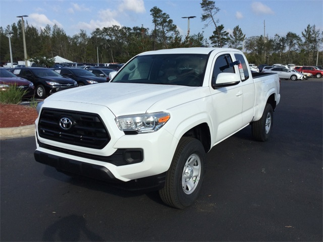 new 2017 toyota tacoma sr 4d access cab in st augustine x051135 beaver toyota st augustine. Black Bedroom Furniture Sets. Home Design Ideas