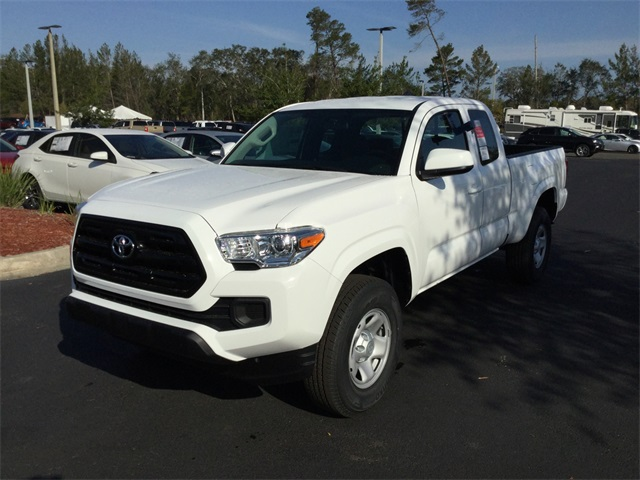 new 2017 toyota tacoma sr 4d access cab in st augustine x051869 beaver toyota st augustine. Black Bedroom Furniture Sets. Home Design Ideas