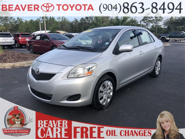 Pre Owned 2012 Toyota Yaris Base