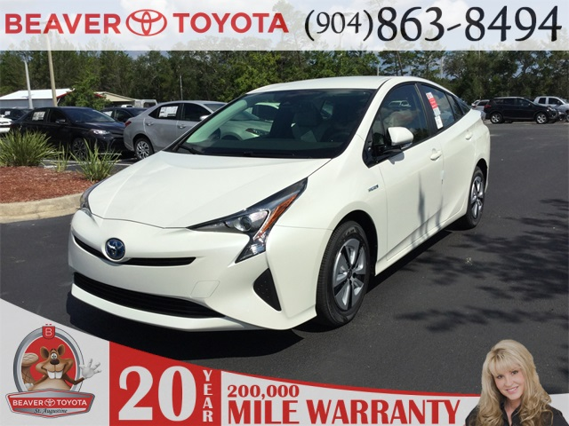 new 2017 toyota prius two eco 5d hatchback in st augustine 3048946 beaver toyota st augustine. Black Bedroom Furniture Sets. Home Design Ideas