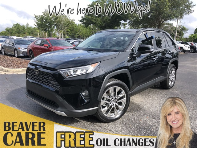 Certified Pre-Owned 2019 Toyota RAV4 LTD
