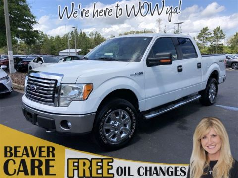 Pre-Owned 2011 Ford F-150 XLT 4X4 OFF ROAD
