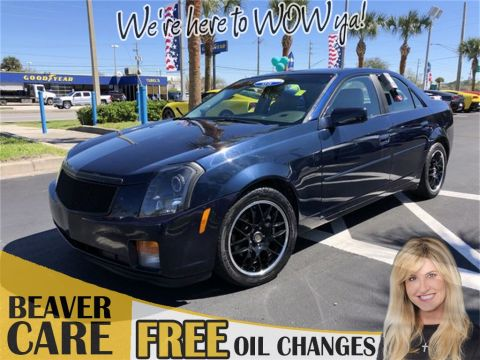 Pre-Owned 2003 Cadillac CTS Base
