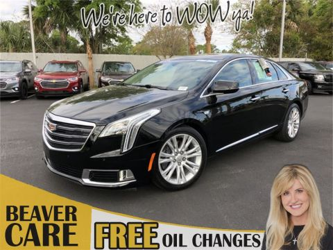 Pre-Owned 2018 Cadillac XTS Luxury