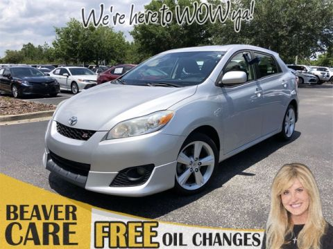Pre-Owned 2009 Toyota Matrix S
