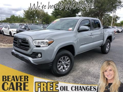 Certified Pre-Owned 2019 Toyota Tacoma SR5