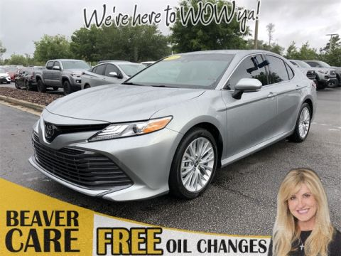 Certified Pre-Owned 2019 Toyota Camry XLE