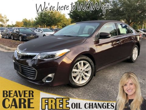 Certified Pre-Owned 2015 Toyota Avalon PRM