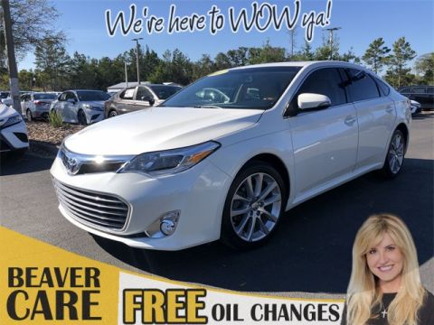 Certified Pre-Owned 2013 Toyota Avalon TRG