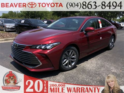 New Toyota Avalon near Palm Coast | Beaver Toyota St  Augustine