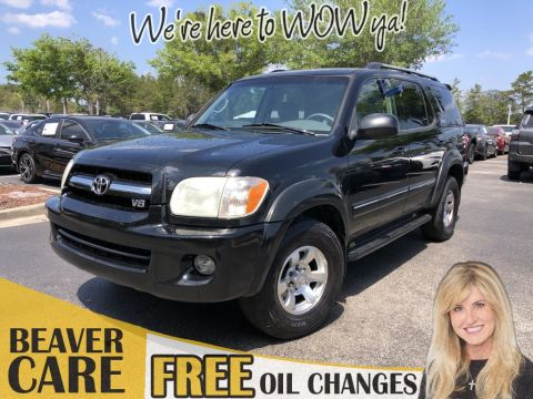 Pre-Owned 2005 Toyota Sequoia SR5