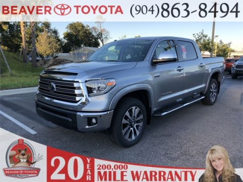New 2019 Toyota Tundra Limited