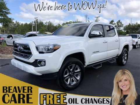 Certified Pre-Owned 2016 Toyota Tacoma LMT