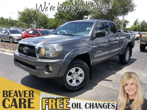 Pre-Owned 2011 Toyota Tacoma TRD OFF ROAD