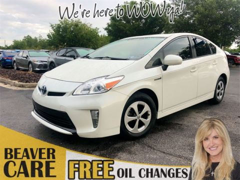 Certified Pre-Owned 2014 Toyota Prius STD